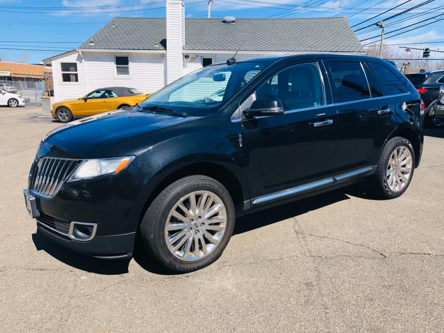 Used Lincoln MKX AWD 4dr 2014 | Chip's Auto Sales Inc. Milford, Connecticut