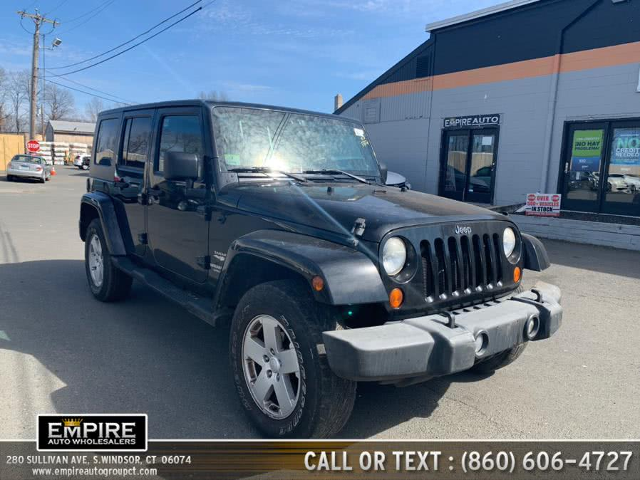 Used 2007 Jeep Wrangler in S.Windsor, Connecticut | Empire Auto Wholesalers. S.Windsor, Connecticut