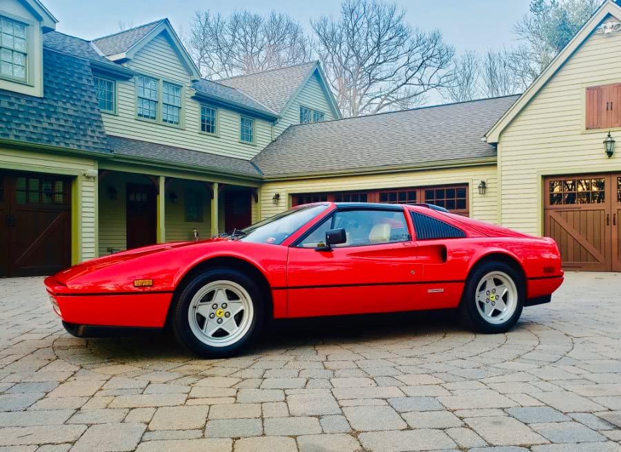 Used 1988 Ferrari 328 in North Salem, New York | Meccanic Shop North Inc. North Salem, New York