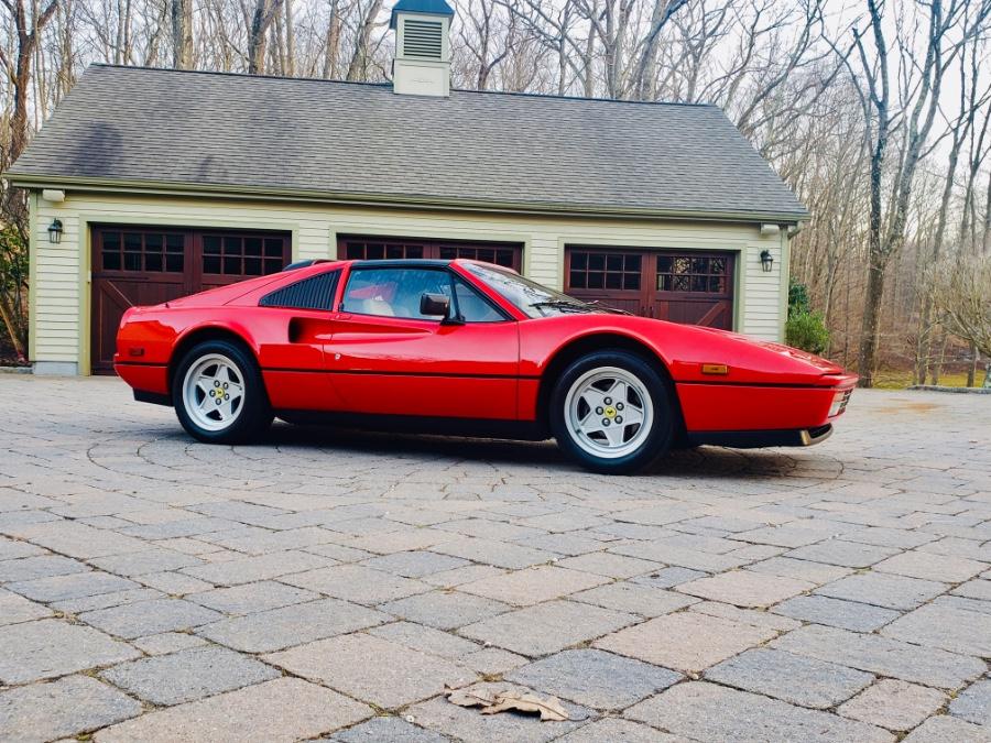 Used Ferrari 328 2dr GTS Coupe 1988 | Meccanic Shop North Inc. North Salem, New York