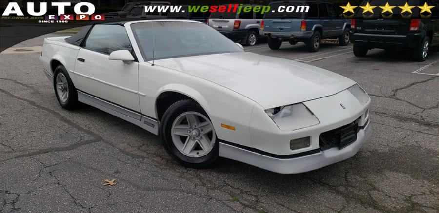 Used 1988 Chevrolet Camaro in Huntington, New York | Auto Expo. Huntington, New York