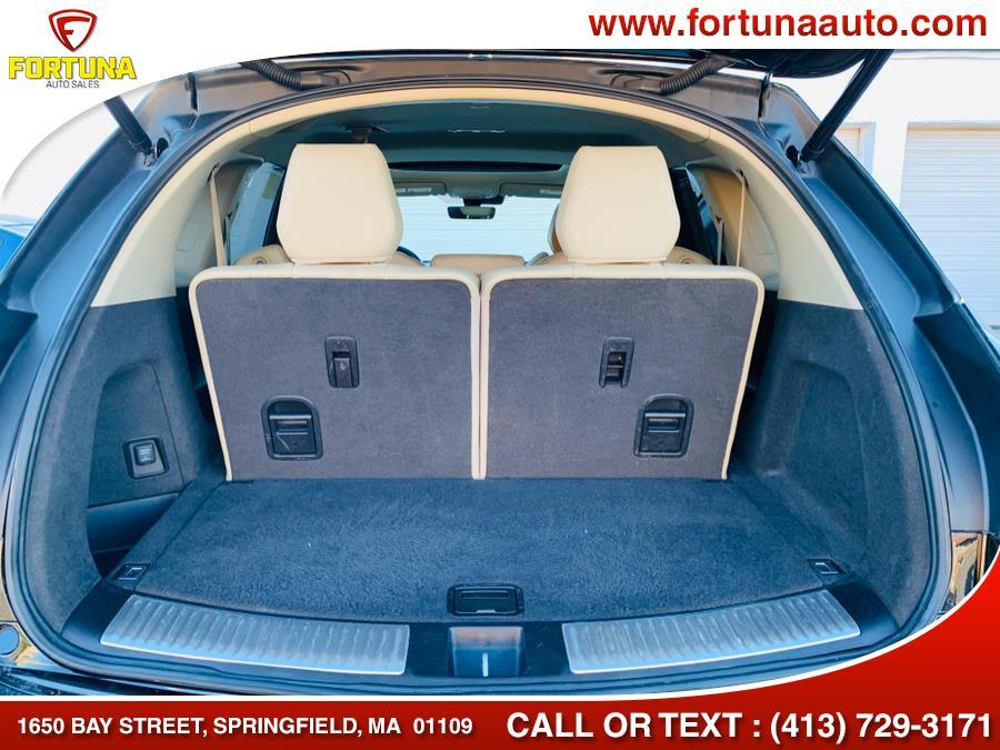 Used Acura MDX SH-AWD 2017 | Fortuna Auto Sales Inc.. Springfield, Massachusetts