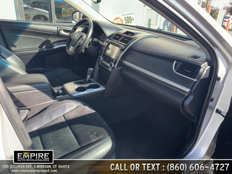 Used Toyota Camry 4dr Sdn V6 Auto SE 2014 | Empire Auto Wholesalers. S.Windsor, Connecticut