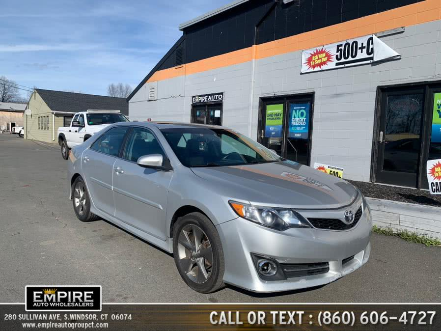 Used 2014 Toyota Camry in S.Windsor, Connecticut | Empire Auto Wholesalers. S.Windsor, Connecticut