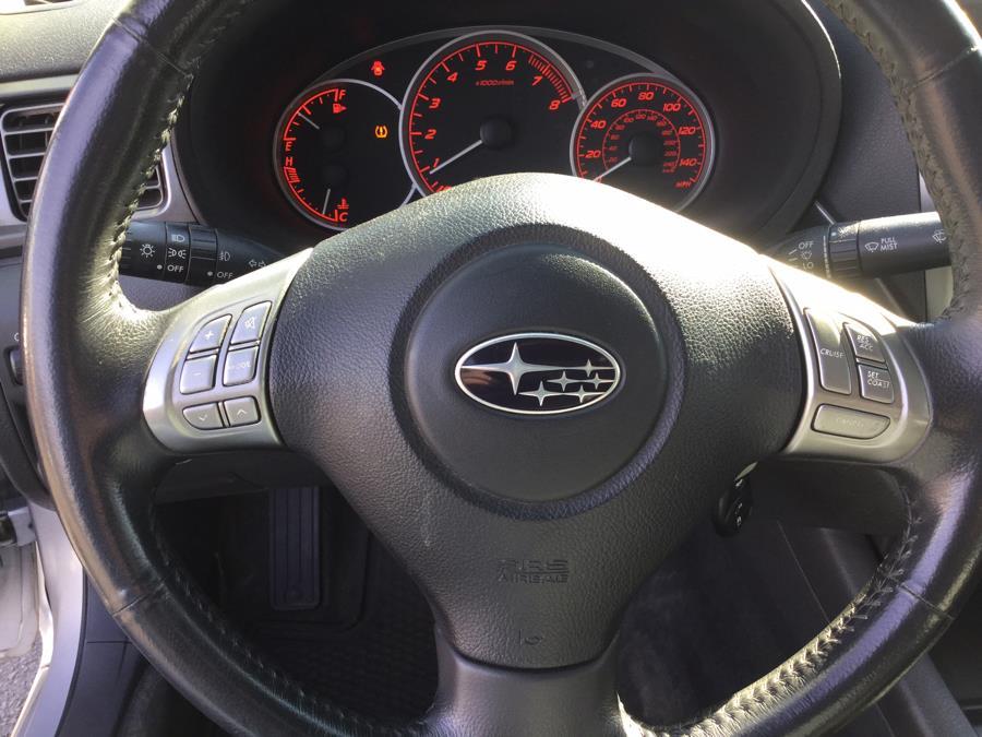 Used Subaru Impreza Sedan (Natl) 4dr Auto WRX w/Premium Pkg 2008 | L&S Automotive LLC. Plantsville, Connecticut