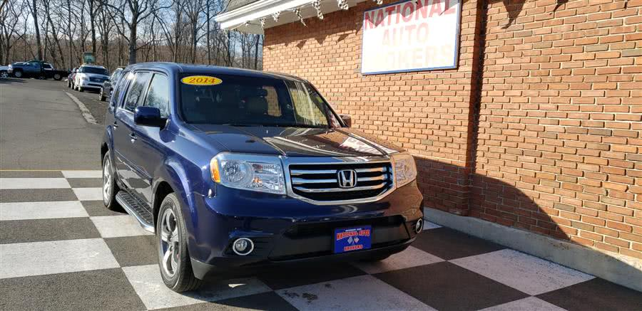 Used 2014 Honda Pilot in Waterbury, Connecticut | National Auto Brokers, Inc.. Waterbury, Connecticut