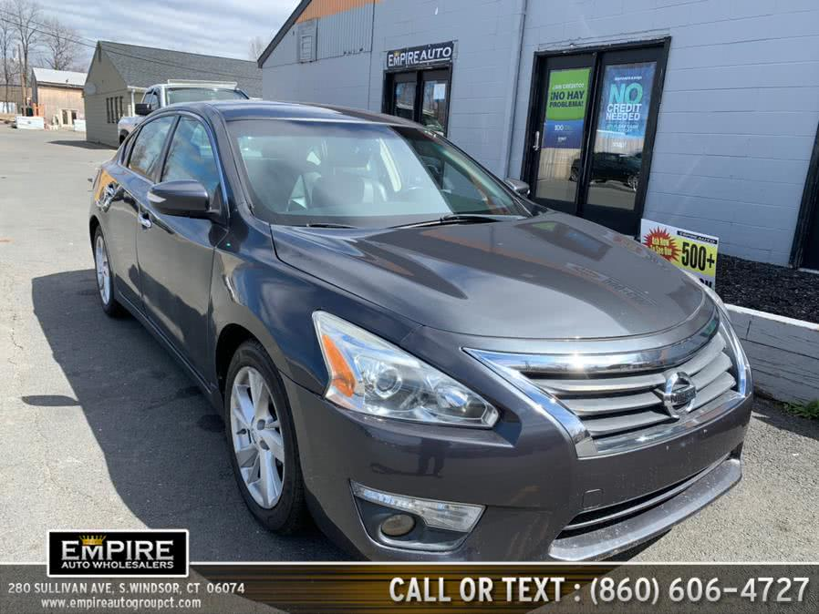Used Nissan Altima 4dr Sdn I4 2.5 SL 2013 | Empire Auto Wholesalers. S.Windsor, Connecticut