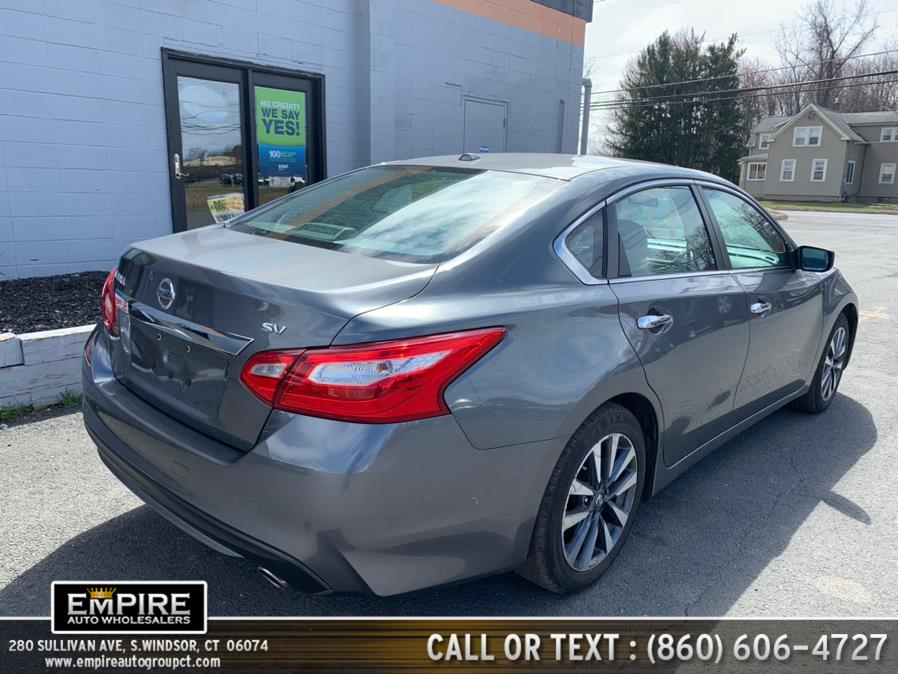 Used Nissan Altima 2.5 S V Sedan 2017 | Empire Auto Wholesalers. S.Windsor, Connecticut