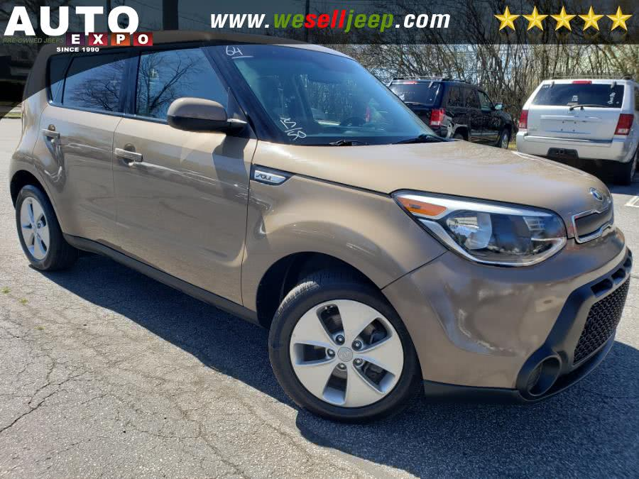Used 2015 Kia Soul in Huntington, New York | Auto Expo. Huntington, New York