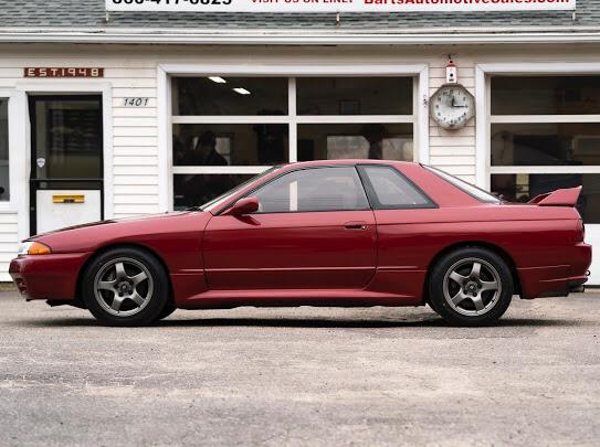 Used Nissan Skyline GTS-T type M 1992   Bart's Automotive Sales. Watertown, Connecticut