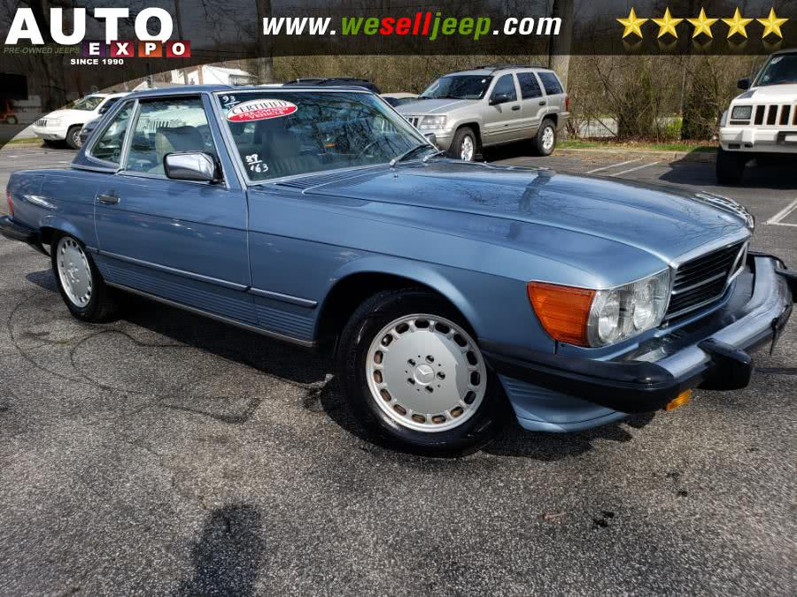 Used 1989 Mercedes-Benz 560 Series in Huntington, New York | Auto Expo. Huntington, New York