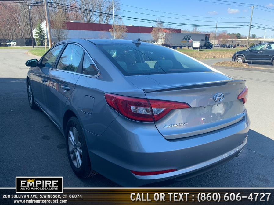 Used Hyundai Sonata GLS 2017   Empire Auto Wholesalers. S.Windsor, Connecticut