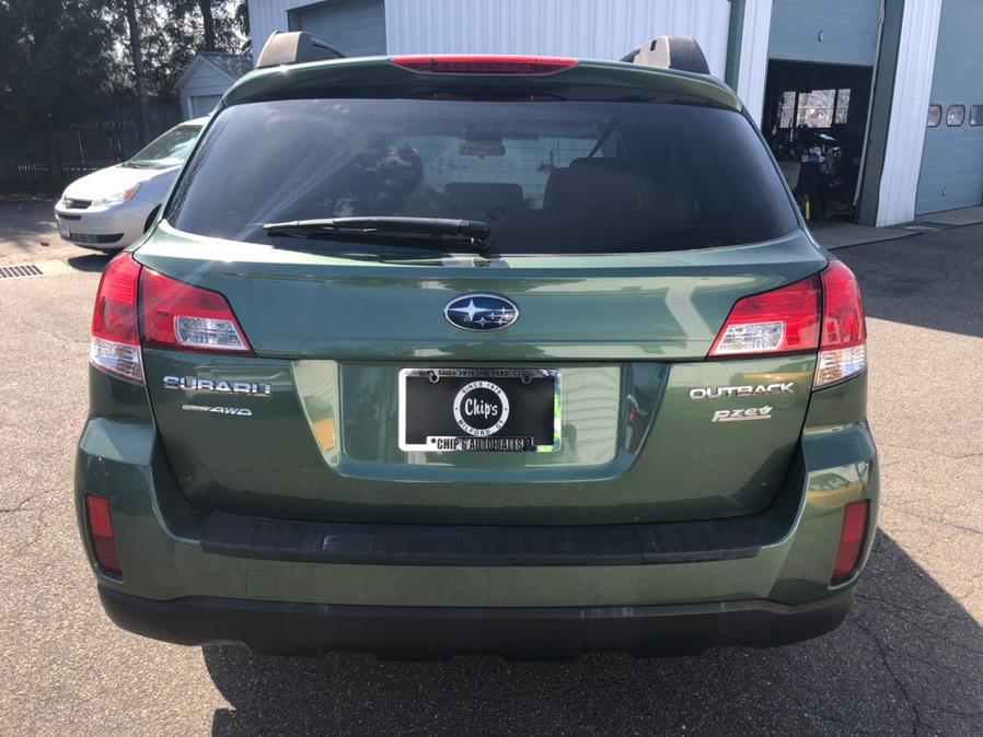 Used Subaru Outback 4dr Wgn H4 Auto 2.5i Premium 2013 | Chip's Auto Sales Inc. Milford, Connecticut