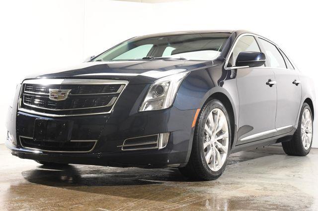 The 2017 Cadillac XTS Premium Luxury photos