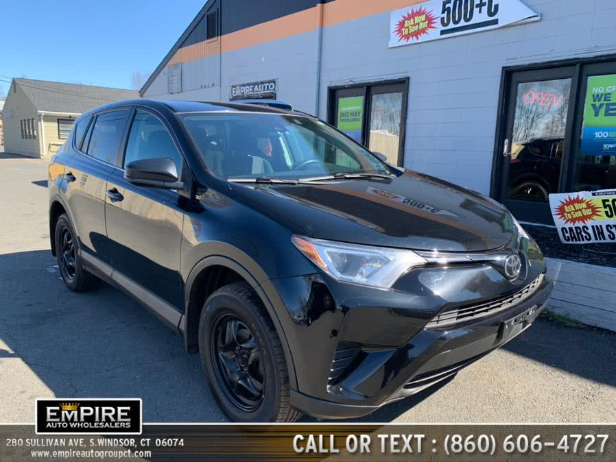 Used 2017 Toyota RAV4 in S.Windsor, Connecticut | Empire Auto Wholesalers. S.Windsor, Connecticut