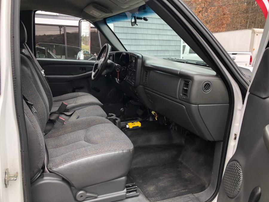 "2006 Chevrolet Silverado 3500 Reg Cab 137.0"" WB, 60.4"" CA 4WD WT, available for sale in Thomaston, CT"