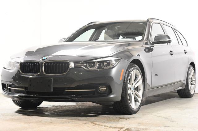 The 2017 BMW 3-Series 328d Xdrive LEATHER photos