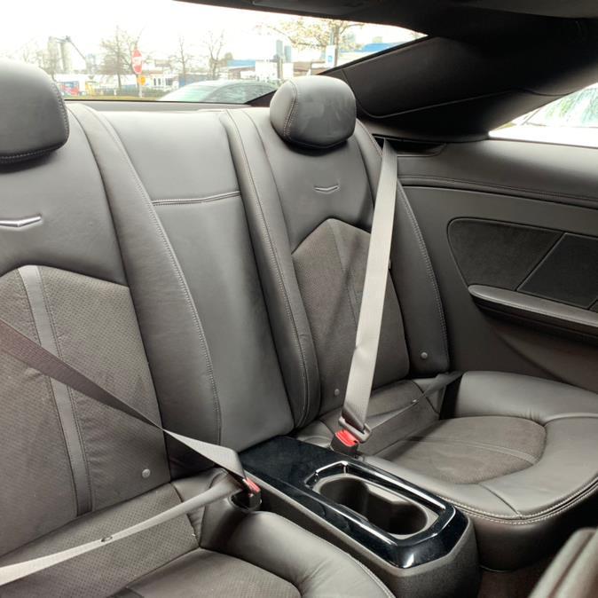 Used Cadillac CTS-V Coupe 2012   Evolving Motorsports. Bayshore, New York