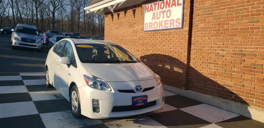 Used Toyota Prius 5dr Hatchback III 2010 | National Auto Brokers, Inc.. Waterbury, Connecticut