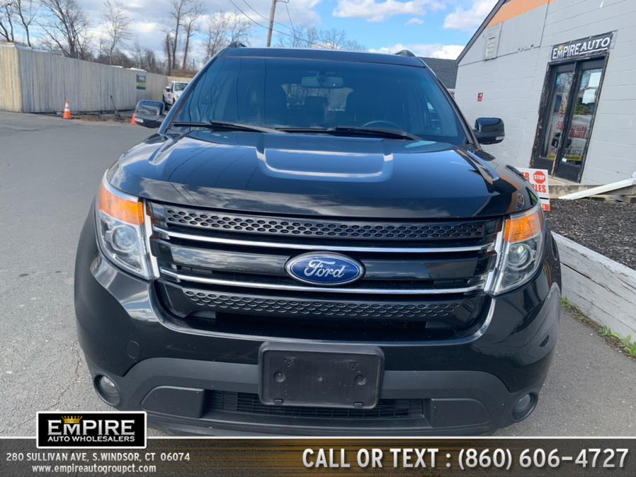 Used Ford Explorer 4WD 4dr Limited 2014 | Empire Auto Wholesalers. S.Windsor, Connecticut