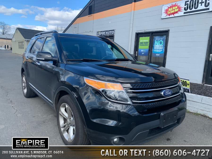 Used Ford Explorer 4WD 4dr Limited 2014   Empire Auto Wholesalers. S.Windsor, Connecticut