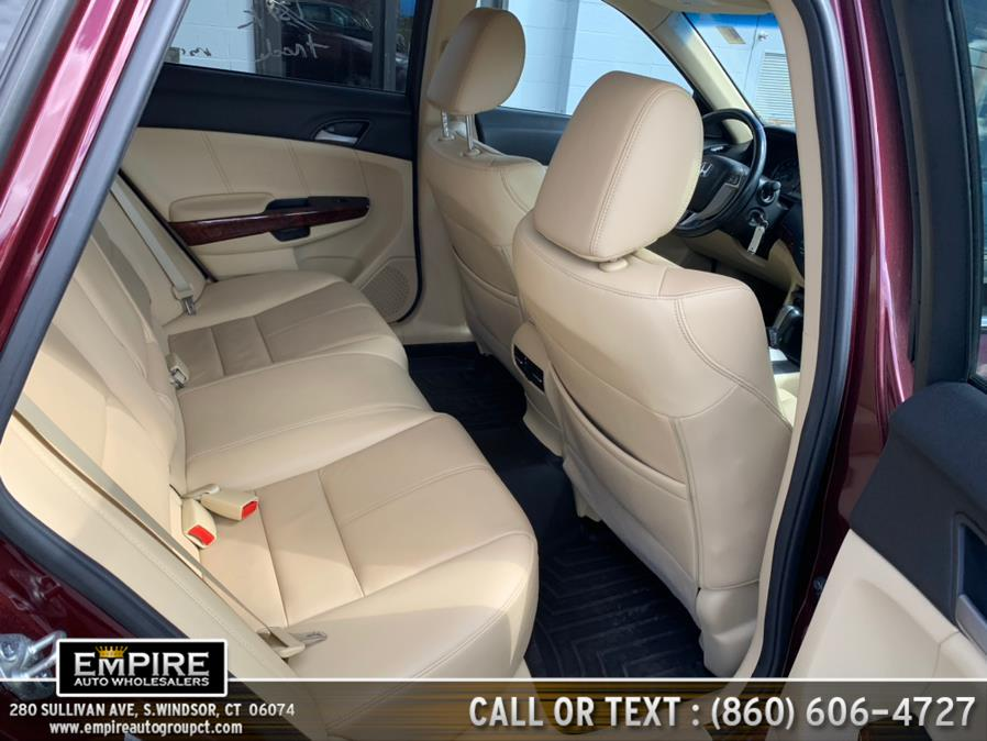 Used Honda Crosstour 4WD V6 5dr EX-L w/Navi 2012 | Empire Auto Wholesalers. S.Windsor, Connecticut