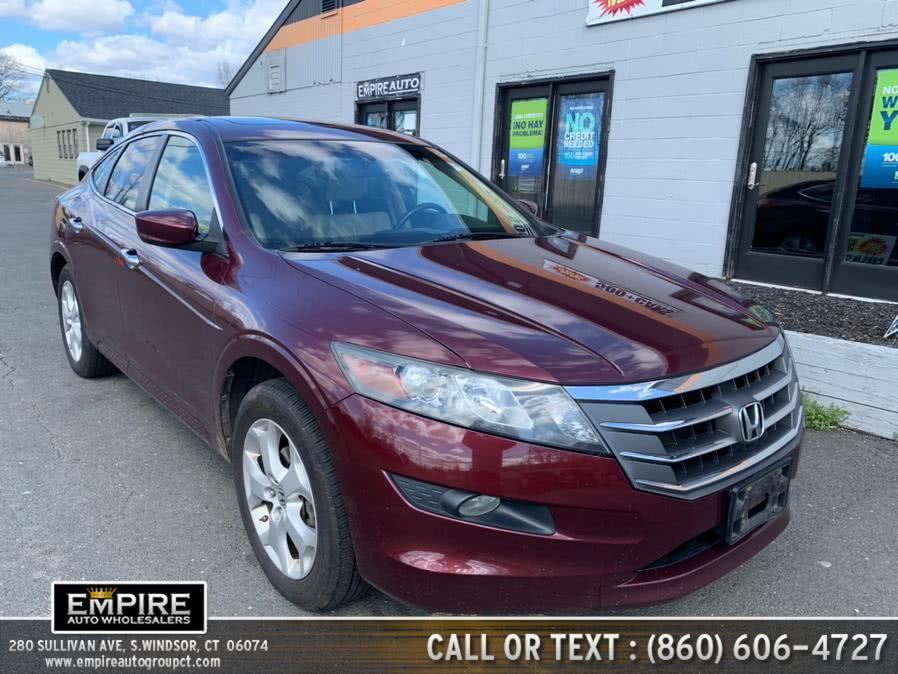 Used 2012 Honda Crosstour in S.Windsor, Connecticut | Empire Auto Wholesalers. S.Windsor, Connecticut