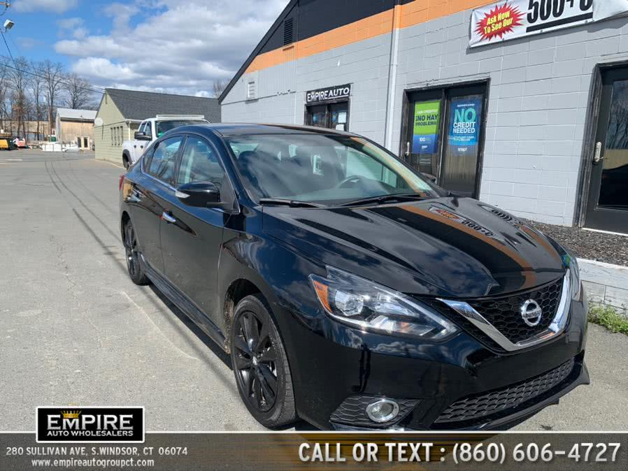 Used 2017 Nissan Sentra in S.Windsor, Connecticut | Empire Auto Wholesalers. S.Windsor, Connecticut