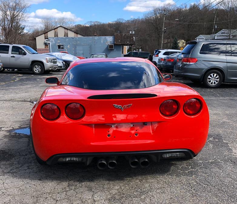 Used Chevrolet Corvette 2dr Cpe Z16 Grand Sport w/1LT 2012   Bart's Automotive Sales. Watertown, Connecticut