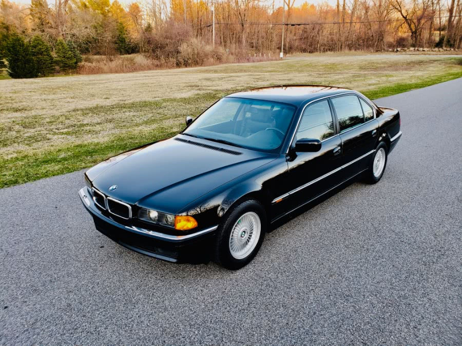 Used BMW 7 Series 740IL 4dr Sdn LWB 1998   Meccanic Shop North Inc. North Salem, New York