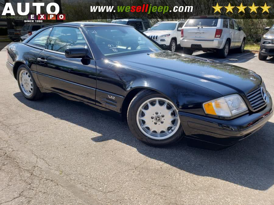 Used 1997 Mercedes-Benz SL-Class in Huntington, New York | Auto Expo. Huntington, New York
