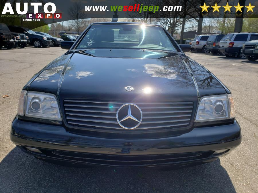 Used Mercedes-Benz SL-Class 2dr Roadster 6.0L 1997 | Auto Expo. Huntington, New York