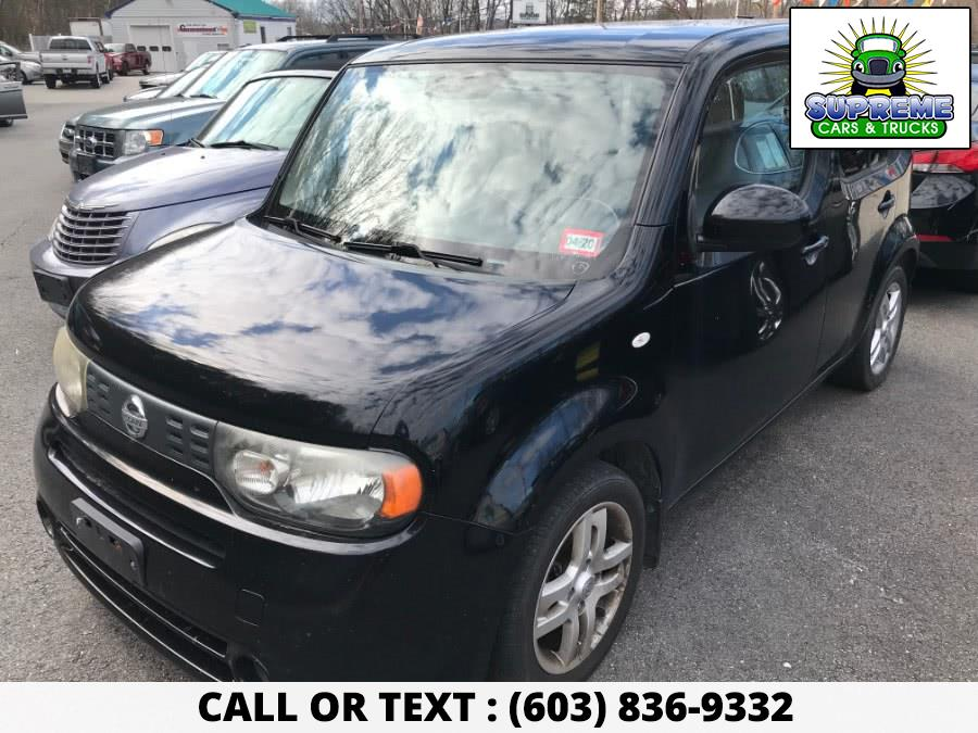 Used 2009 NISSAN CUBE in Bow , New Hampshire | Supreme Cars and Trucks . Bow , New Hampshire