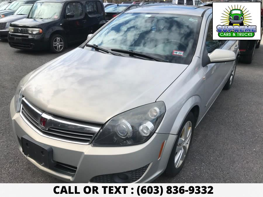 Used 2008 SATURN ASTRA in Bow , New Hampshire | Supreme Cars and Trucks . Bow , New Hampshire