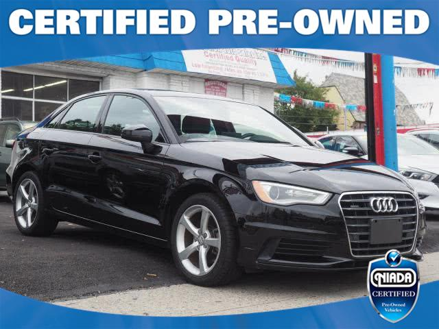 Used 2016 Audi A3 in Jackson Heights, New York | Connection Auto Sales Inc.. Jackson Heights, New York