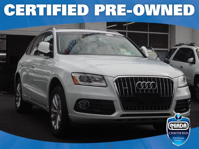 Used 2016 Audi Q5 in Jackson Heights, New York | Connection Auto Sales Inc.. Jackson Heights, New York