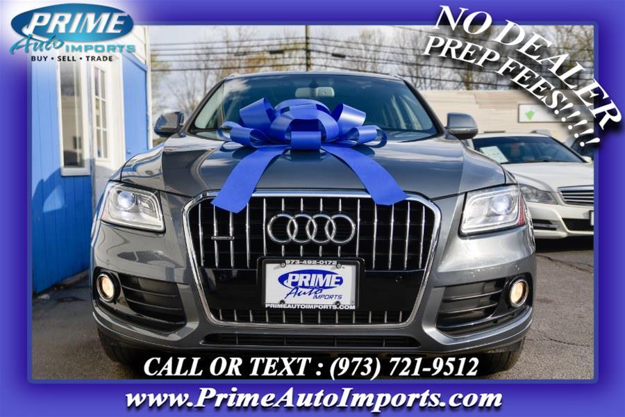Used Audi Q5 quattro 4dr 2.0T Premium Plus 2013 | Prime Auto Imports. Bloomingdale, New Jersey