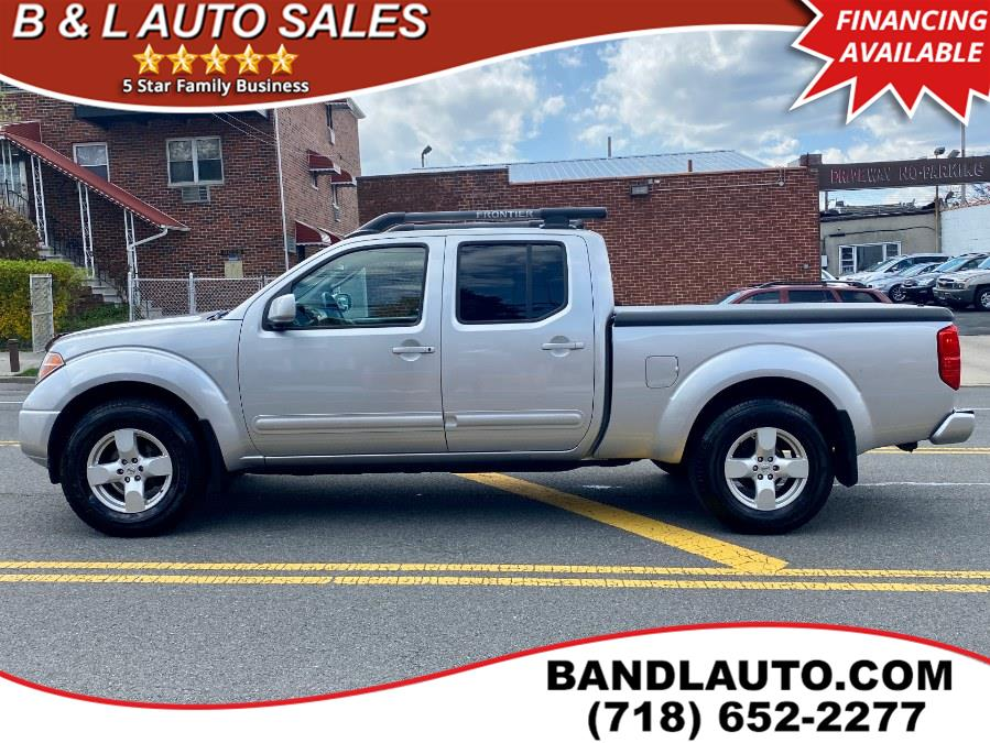 Used Nissan Frontier 4WD Crew Cab Long Bed Auto LE 2007   B & L Auto Sales LLC. Bronx, New York