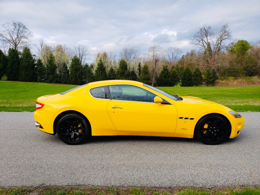 Used Maserati GranTurismo 2dr Cpe GranTurismo 2008 | Meccanic Shop North Inc. North Salem, New York