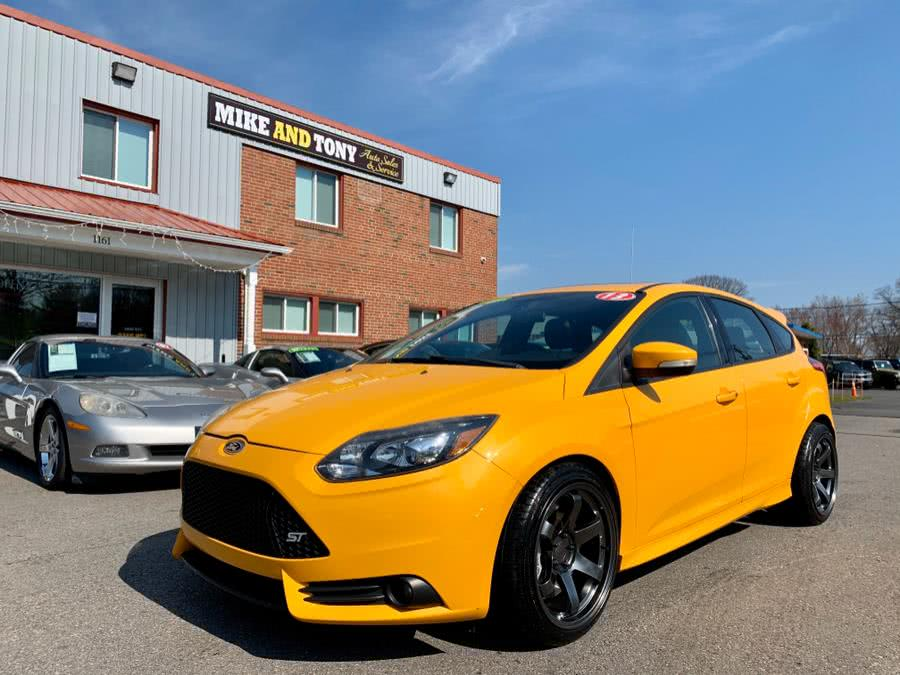 Used Ford Focus 5dr HB ST 2013 | Mike And Tony Auto Sales, Inc. South Windsor, Connecticut