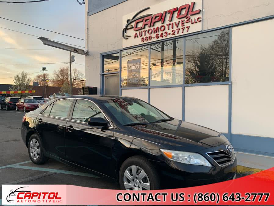 Used 2010 Toyota Camry in Manchester, Connecticut | Capitol Automotive 2 LLC. Manchester, Connecticut