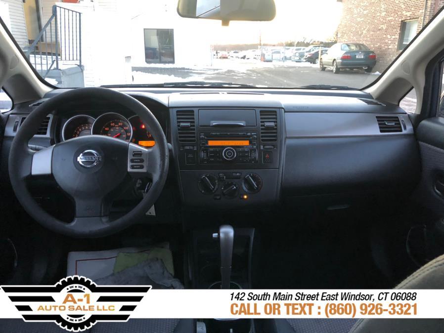 Used Nissan Versa 1.8 SL 2007   A1 Auto Sale LLC. East Windsor, Connecticut