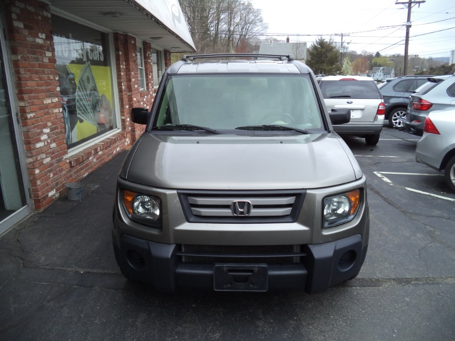 Used Honda Element 4WD 4dr AT EX 2007   Riverside Motorcars, LLC. Naugatuck, Connecticut