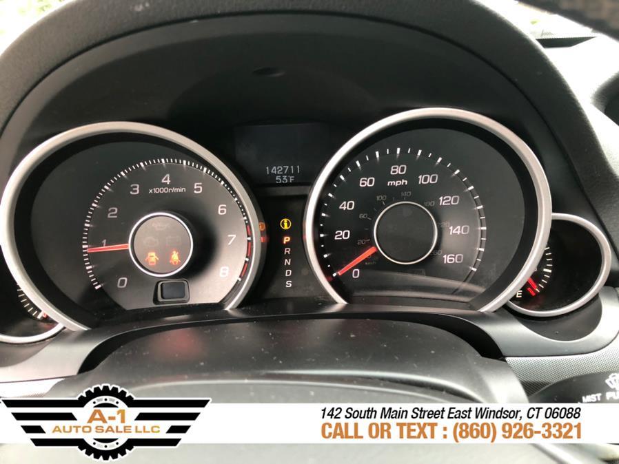 Used Acura TL 4dr Sdn SH-AWD Tech HPT 2009 | A1 Auto Sale LLC. East Windsor, Connecticut