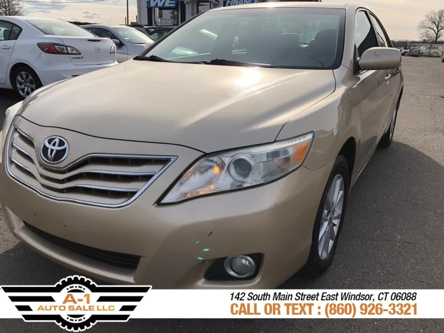 2011 Toyota Camry 4dr Sdn V6 Auto XLE, available for sale in East Windsor, CT
