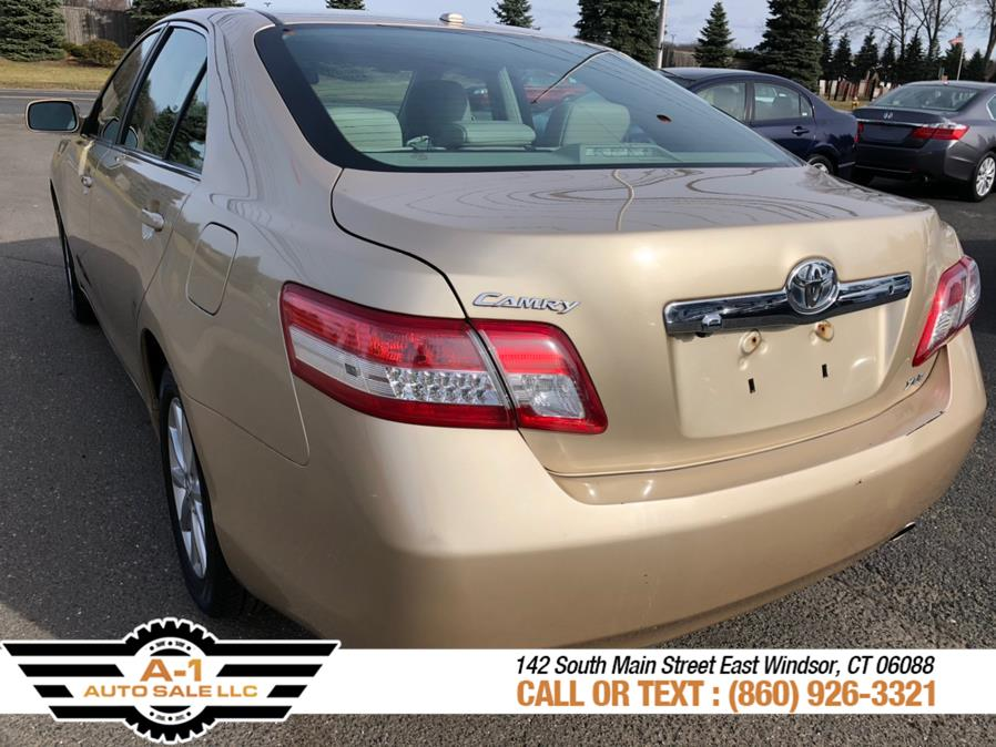 Used Toyota Camry 4dr Sdn V6 Auto XLE 2011 | A1 Auto Sale LLC. East Windsor, Connecticut