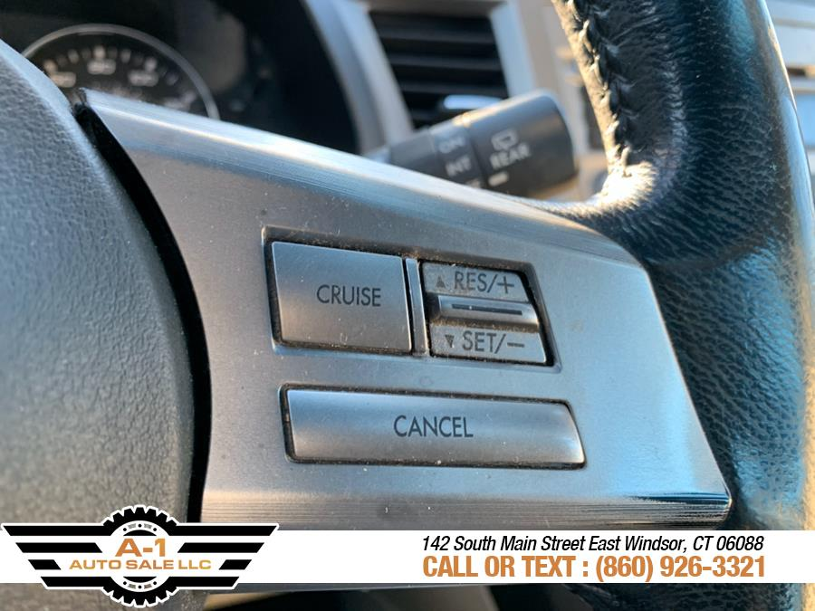 Used Subaru Outback 4dr Wgn H6 Auto 3.6R Ltd Pwr Moon 2010 | A1 Auto Sale LLC. East Windsor, Connecticut
