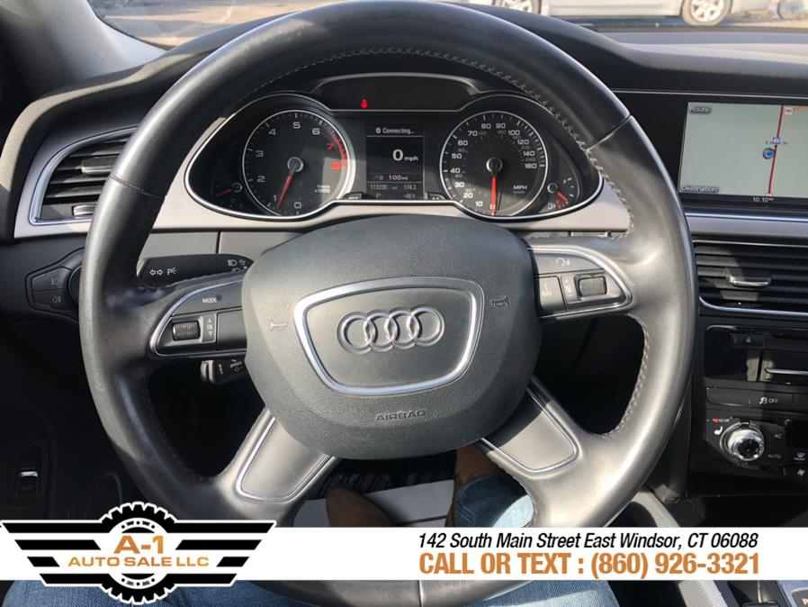 Used Audi A4 2.0T Quattro Prestige 2013 | A1 Auto Sale LLC. East Windsor, Connecticut