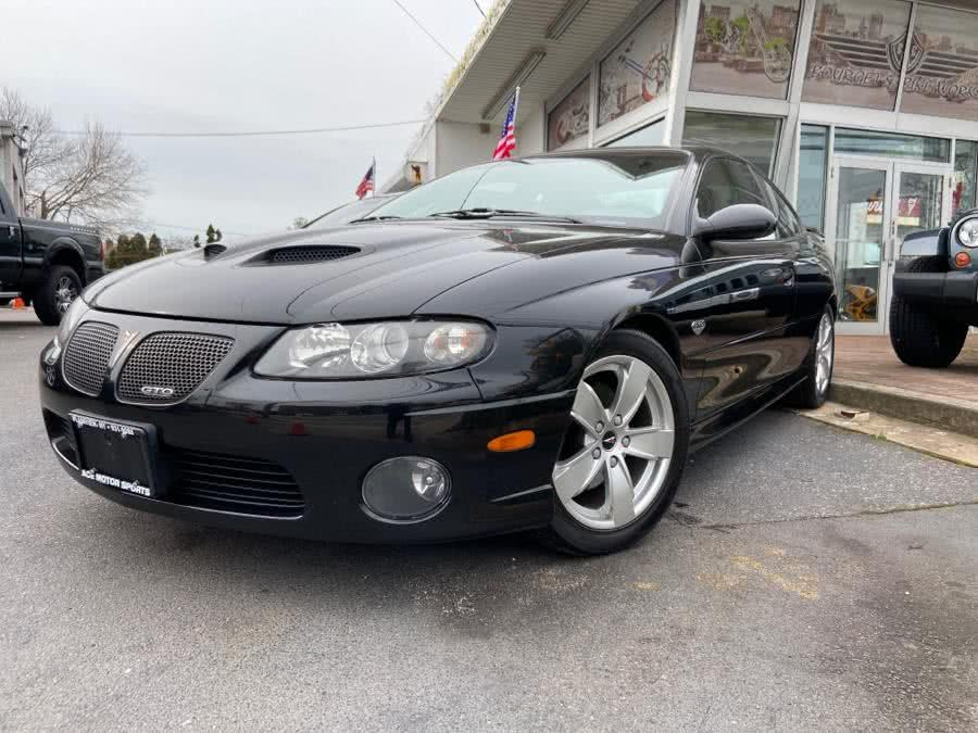 Used 2005 Pontiac GTO in Plainview , New York | Ace Motor Sports Inc. Plainview , New York