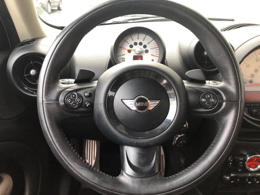 Used MINI Cooper Countryman AWD 4dr S ALL4 2013 | Bristol Auto Center LLC. Bristol, Connecticut
